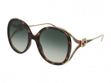 Oval / Elipse sunčane naočale - Gucci GG0226S-003