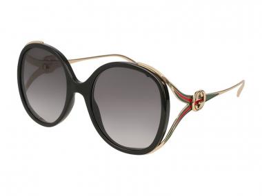 Oval / Elipse sunčane naočale - Gucci GG0226S-001
