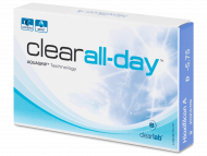 Kontaktne leće - Clear All-Day (6 kom leća)