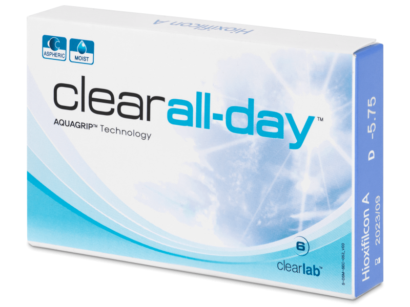 Clear All-Day (6 kom leća)