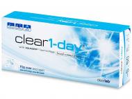 Jednodnevne kontaktne leće - Clear 1-Day (30komleća)