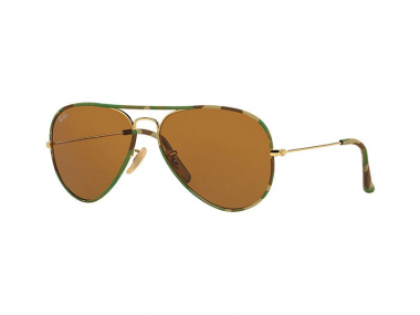 Ray-Ban sunčane naočale - Ray-Ban AVIATOR FULL COLOR RB3025JM 169