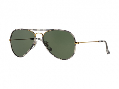 Ray-Ban sunčane naočale - Ray-Ban AVIATOR FULL COLOR RB3025JM 171