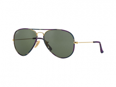 Ray-Ban sunčane naočale - Ray-Ban AVIATOR FULL COLOR RB3025JM 172