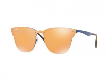 Clubmaster sunčane naočale - Ray-Ban BLAZE CLUBMASTER RB3576N 90377J