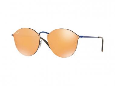 Ray-Ban sunčane naočale - Ray-Ban Blaze Round RB3574N 90387J