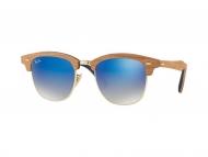 Clubmaster sunčane naočale - Ray-Ban CLUBMASTER (M) RB3016M 11807Q