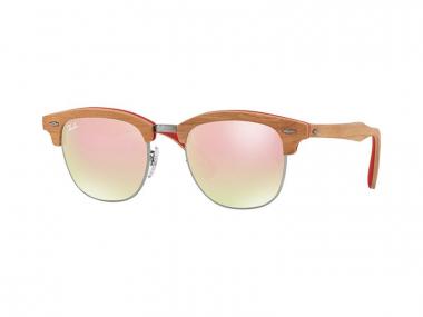 Clubmaster sunčane naočale - Ray-Ban CLUBMASTER (M) RB3016M 12197O