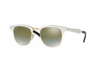 Sunčane naočale - Ray-Ban CLUBMASTER ALUMINUM RB3507 137/9J
