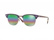 Clubmaster sunčane naočale - Ray-Ban CLUBMASTER RB3016 1221C3
