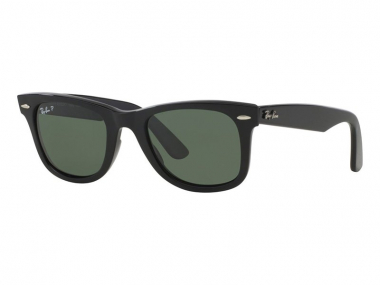 Sunčane naočale - Četvrtasti - Sunčane naočale Ray-Ban Original Wayfarer RB2140 - 901/58 POL