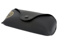 Sunčane naočale Ray-Ban Original Wayfarer RB2140 - 901/58 POL  - Original leather case (illustration photo)