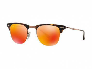 Clubmaster sunčane naočale - Ray-Ban CLUBMASTER LIGHT RAY RB8056 175/6Q
