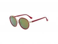 Okrugli sunčane naočale - Calvin Klein CK1225S-628