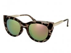 Sunčane naočale Alensa Cat Eye Havana Pink Mirror