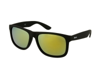 Sunčane naočale Alensa Sport Black Gold Mirror
