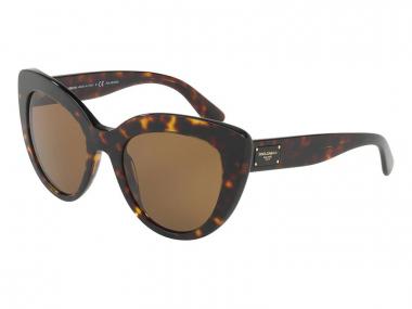 Cat Eye sunčane naočale - Dolce & Gabbana DG 4287 502/83