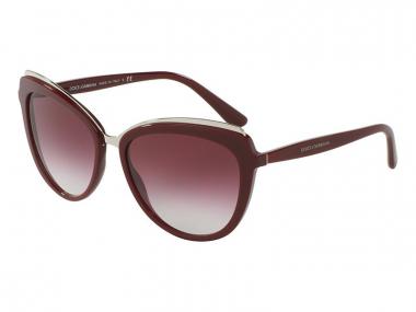 Cat Eye sunčane naočale - Dolce & Gabbana DG 4304 30918H
