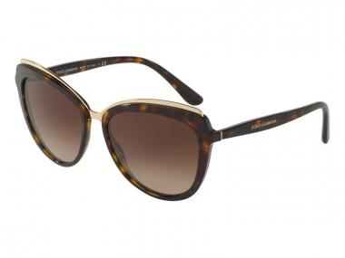 Cat Eye sunčane naočale - Dolce & Gabbana DG 4304 502/13