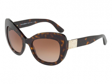 Cat Eye sunčane naočale - Dolce & Gabbana DG 4308 502/13