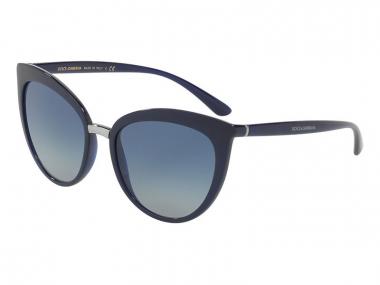 Cat Eye sunčane naočale - Dolce & Gabbana DG 6113 30944L