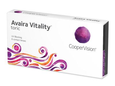 Avaira Vitality Toric (6 kom leća)