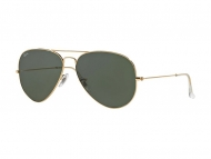 Sunčane naočale - Ray-Ban Aviator Large Metal RB3025 - 001