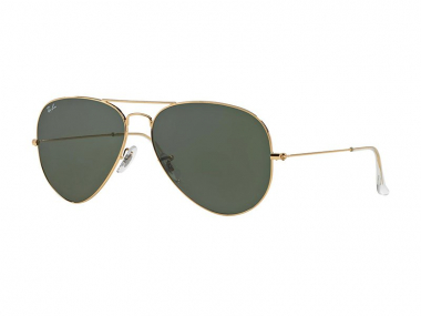 Pilot / Aviator sunčane naočale - Ray-Ban AVIATOR LARGE METAL RB3025 - 001