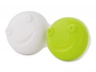 Posudice za kontaktne leće - Posudica za vibracijsku kutiju - zelena