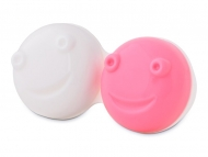 Posudice za kontaktne leće - Posudica za vibracijsku kutiju - ružičasta