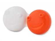 Posudice za kontaktne leće - Posudica za vibracijsku kutiju - smeđa