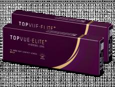 TopVue Elite+ (2x10 komada leća)