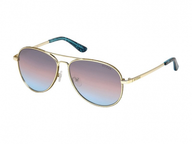 Guess sunčane naočale - Guess GU7555 33F