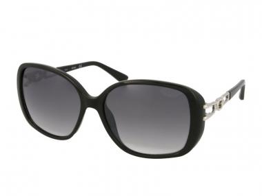 Oversize sunčane naočale - Guess GU7563 01B