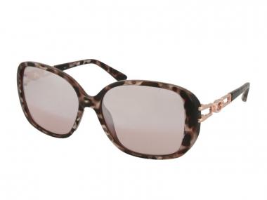 Oversize sunčane naočale - Guess GU7563 55U