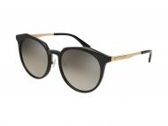 Oval / Elipse sunčane naočale - Alexander McQueen MQ0108SK 001