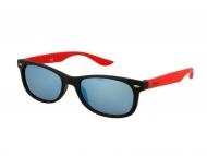 Sunčane naočale - Dječje sunčane naočale Alensa Sport Black Red Mirror