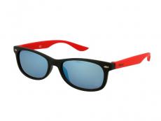 Dječje sunčane naočale Alensa Sport Black Red Mirror