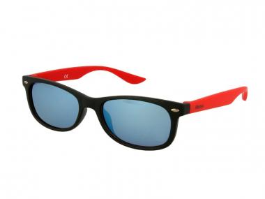 Sportske naočale Alensa - Dječje sunčane naočale Alensa Sport Black Red Mirror
