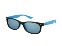 Dječje sunčane naočale Alensa Sport Black Blue Mirror