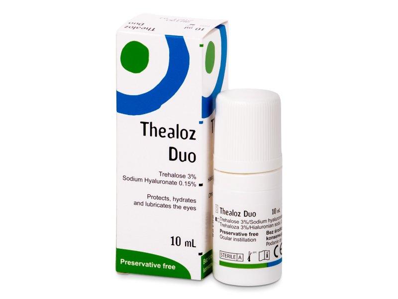 Kapi za oči Thealoz Duo 10 ml  - Kapi za oči