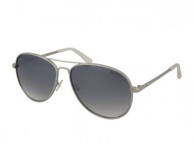 Guess sunčane naočale - Guess GU7555 10W