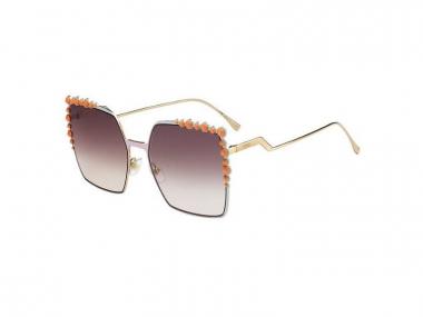 Fendi sunčane naočale - Fendi FF 0259/S 35J/NQ
