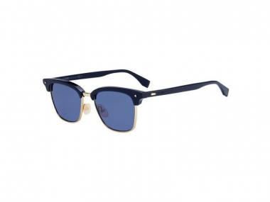 Clubmaster sunčane naočale - Fendi FF M0003/S PJP/KU