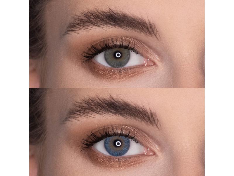 Air Optix Colors - Blue - dioptrijske (2kom leća)