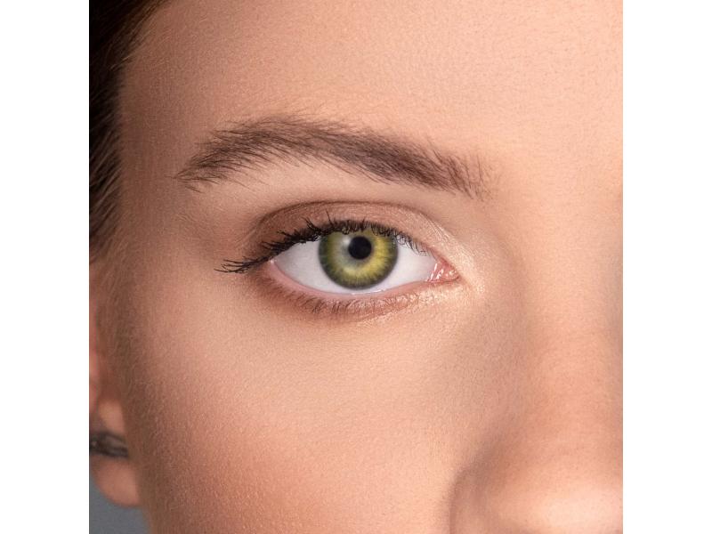 Air Optix Colors - Gemstone Green - bez dioptrije (2kom leća)