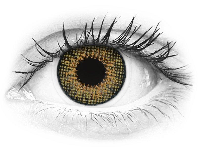 Air Optix Colors - Pure Hazel - dioptrijske (2kom leća) - Air Optix Colors - Pure Hazel - dioptrijske (2kom leća)