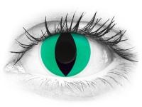 ColourVUE Crazy Lens - Anaconda - bez dioptrije (2 kom leća)