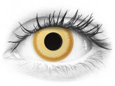 ColourVUE Crazy Lens - Avatar - bez dioptrije (2 kom leća)