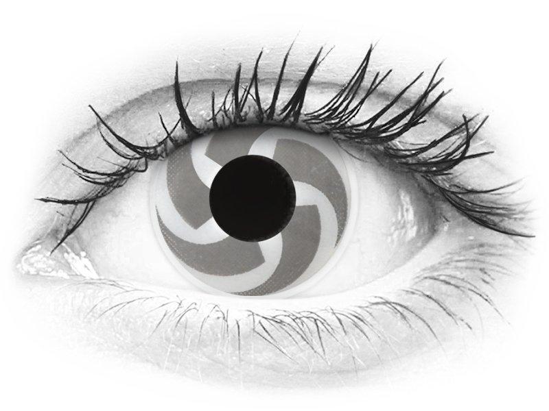 ColourVUE Crazy Lens - Blade - bez dioptrije (2 kom leća) - ColourVUE Crazy Lens - Blade - bez dioptrije (2 kom leća)